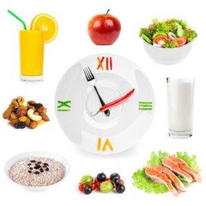 правильный режим питание